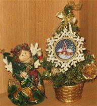 Рождественская миниатюрка.