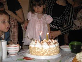 мой день рождения!