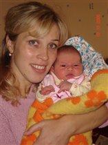 это Я и моя дочурка Маргарита