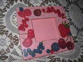 Рамочка с ягодками-1
