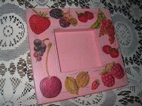 Рамочка с ягодками-2