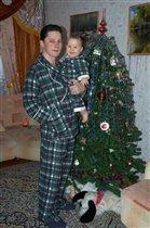 Двое из ларца  в одинаковых пижамах :)))