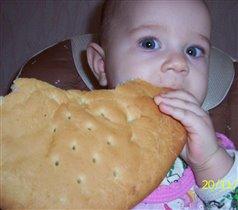 Дайте-ка мне хлебушка отведать!