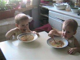 уплетаем за обе щечки вкусный суп из морковки
