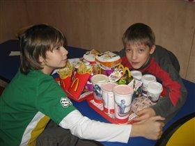 Эрик( Жakonya)и Сережа(Zajka)