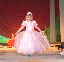 принцесса Виктория- 8лет