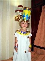 НГ костюм 'Нефертити'