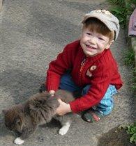 Арсенька и котенок (АРСиК)
