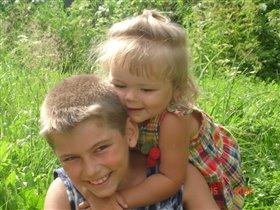 Мой брат мой лучший друг!