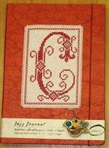 Записная книжка с буковкой Сы :)  и...ГОЛУБКА!!!