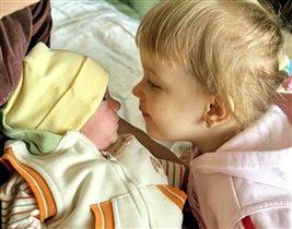 Разница в возрасте для дружбы не помеха :)))