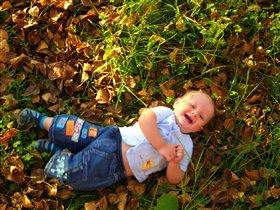 золотая осень - золотое детство