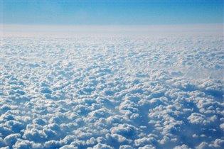 Там, за облаками...