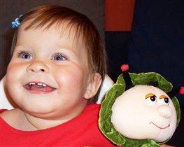 Одна улыбка хорошо, а две лучше!