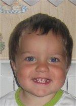 Моя детская улыбка