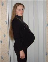 Беременная русалка
