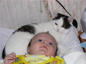 Я и мой котенок