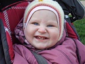 Мне, моей улыбочки в целых 6 зубков, ни для кого не жалко!!!