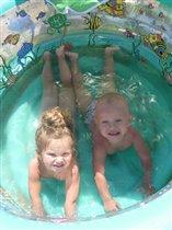 Я обязательно научу тебя плавать!