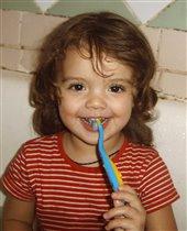 Зубы любят чистоту