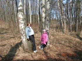 Как же хорошо в весеннем лесу!