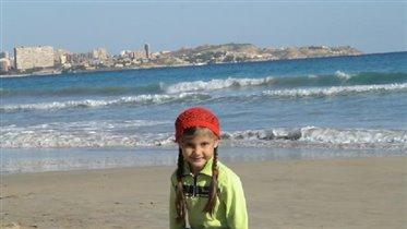 Испания, Аликанте, на берегу