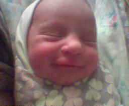 Первая улыбка