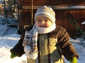 Мороз и солнце! День чудесный!