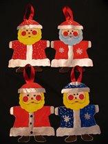 Новогоднее украшение Дед Мороз