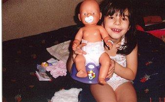 Самая любимая куколка-подружка...)))