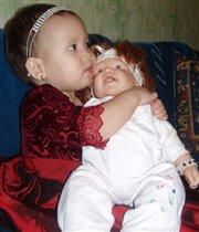 Моя первая кукла :)