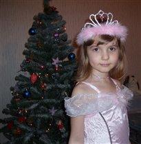 Маленькая принцесса.