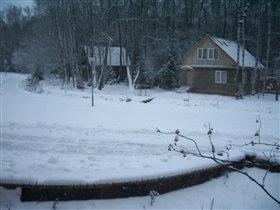 Зима, зима, кругом снега...