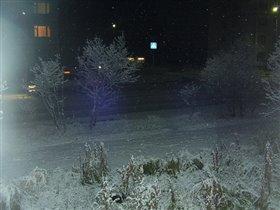 зима в Магадане