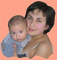 Я и мой сынульчик!