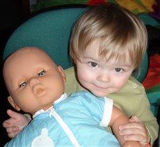 Куколки мои...