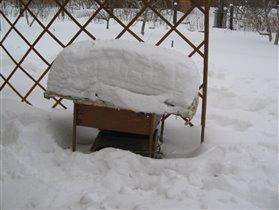 Подмосковье. Зима.2006 год. Красота.