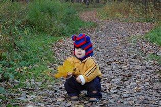 'Осень в лесу - это прекрасно!'