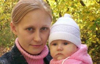 Я и моё Солнышко на осенней прогулке!