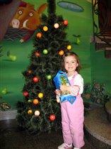 первый подарок Деда Мороза!