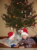 Ты хто? Дед Мороз?! А я тогда хто?!