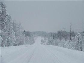 13 декабря - а ведь был снег-то этой зимой !