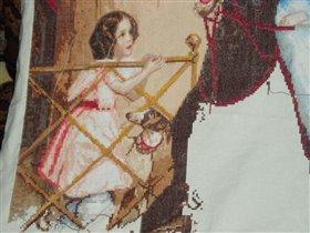 Девочка из Всадницы