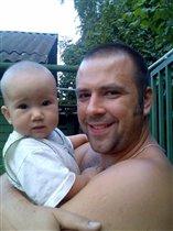 папа и лизок