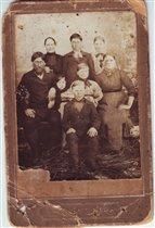бабушкина семья