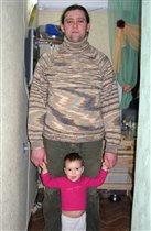 Второй свитер Юре.