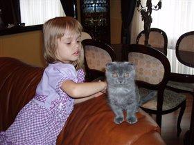 Котёночек