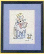 Мышка-ангелочек...