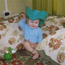 Как вам моя шляпка?