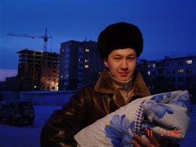 Новая Астана и ее жители